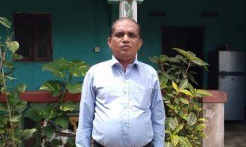 மூதூர் பிரதேச சபை உறுப்பினர் ஹரிஸ்டன் மரணம்!